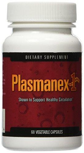 Daiwa Health Development Plasmanex1 Veggie Capsules, 60 Count