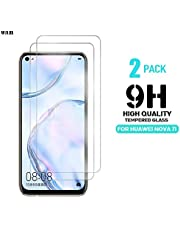 2pcs Huawei Nova 7i Premium Tempered Glass 9H Screen protector