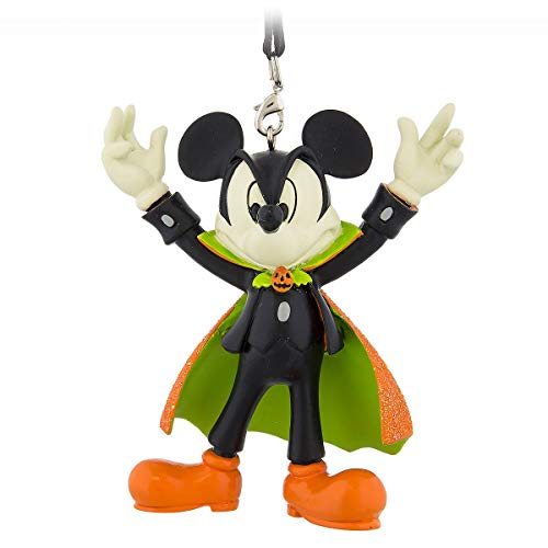 Disney Parks Mickey Mouse Halloween Vampire Ornament