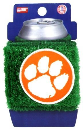 Clemson Tigers Tide Turf Can CoolerクージーCoozie B002NLZX5Q