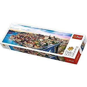 Puzzle 500 Panorama Porto Portogallo