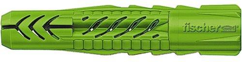 Fischer 524858 Jeu de 18 Chevilles universelles UX 12 x 70 mm