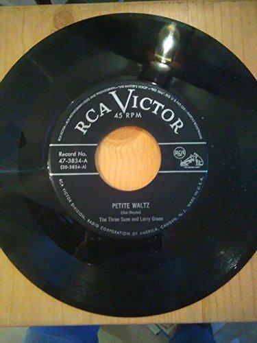 petite waltz / jet 45 rpm single