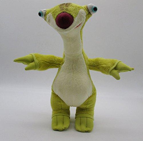 Ice Age 4 Continental Drift Lazy Sid Sloth Plush Doll 12