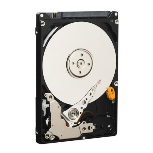 WD Blue 500GB  Mobile Hard Disk Drive - 5400 RPM SATA 3 Gb/s  2.5 Inch  - WD5000LPVT