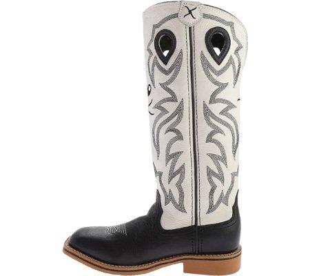 Western 5 Boots 11 Buckaroo Boys YBK0009 Child Girls Twisted X Black Ux5w0qn1g4