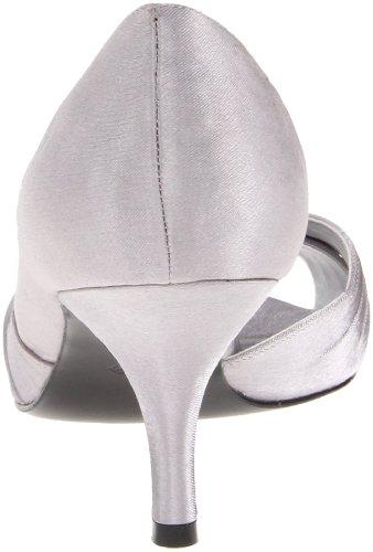Nina ys 5 Pump Culver Silver Dress silver M Women's Us RqwTrR