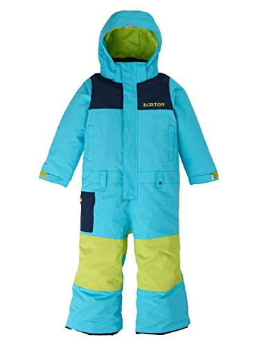 Burton Kids & Baby Toddler Kids' Striker One Piece,  Blue Curaçao,  7\8