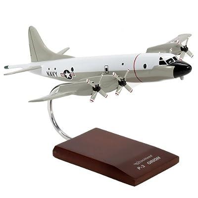 P-3C Orion (Hi-Vis White/Gray) - 1/85 scale model