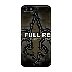 Iphone 5/5s Covers Cases - Eco-friendly Packaging(new Orleans Saints)