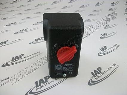 1312-1004-55 - Interruptor de presión (diseñado para su uso con compresores