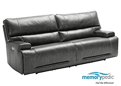 Fantastic Amazon Com The Roomplace Clio Power Reclining Sofa With Ncnpc Chair Design For Home Ncnpcorg