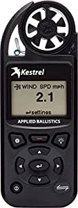 Kestrel Elite Weather Meter with Applied Ballistics and Bluetooth LiNK, Black