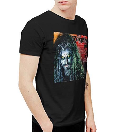 Avis N Men's Rob Zombie Tees Black S -