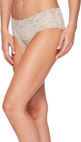 Cosabella Women's Never Say Never Hottie Lowrider Hotpants Shadow (Rider Low Rise Shorts)