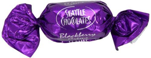Berry Creme (Seattle Chocolates Bulk Truffles, Blackberry Creme, 2.5-Pound)