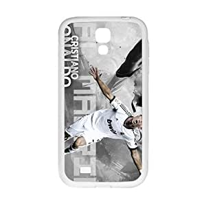 Cool painting Cristiano Ronaldo Hot Seller Stylish Hard Case For Samsung Galaxy S4