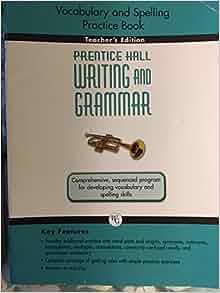 Prentice Hall writing and grammar. Grade seven