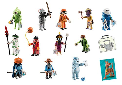 PLAYMOBIL : Scooby-Doo! / Figures Mystery Serie1