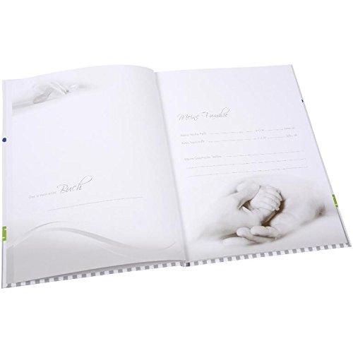 Babytagebuch Babyworld Elefant mit Ihrem Wunschtext