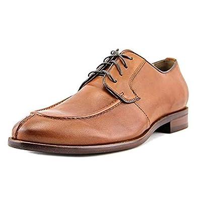 05710b2247269 Amazon.com | Winthrop Brooks Men US 8.5 Cognac Oxford | Oxfords