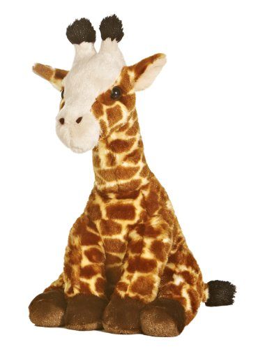 Large Plush Giraffe - Aurora World Destination Nation Giraffe Plush, 12