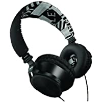 House of Marley EM-JH023-MI Midnight On-Ear Headphones with Apple Three-Button Controller