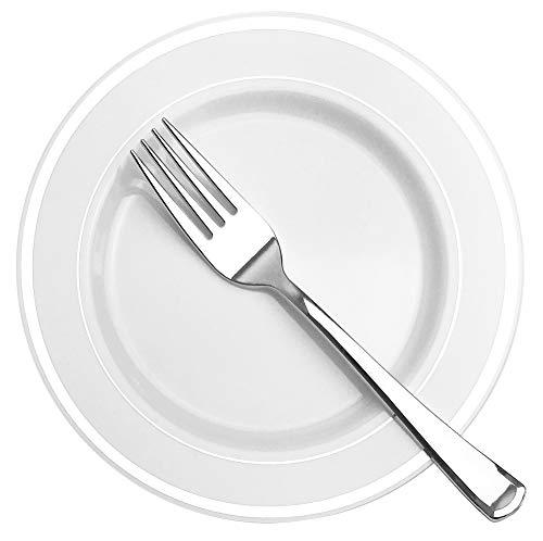 JL Prime Plastic Disposable Silverware product image