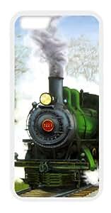 Famous Popular Steam Train iPhone 6 4.7 Back Case For Fans Design