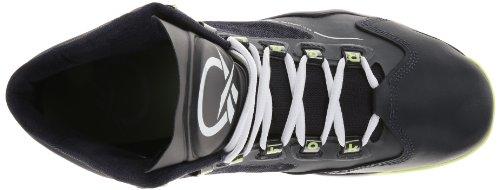 Shoe Noble Cross Q96 Reebok Examine Metallic Reebok Men's Black White Zest Grey Navy Lemon Basketball UzzxX