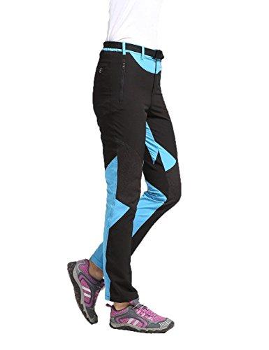 Sportivo Eleganti Blau Traspirante Donne Slim Escursione Outdoor Pantalone Donna Impermeabile Pantaloni Training Casuale Sportivi Estivi Da Primaverile Libero Tempo Battercake Fashion wR0XOzw