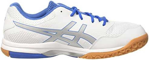 Asics GEL Rocket 8 Men's Indoor Shoes, White, AU10.5: Amazon