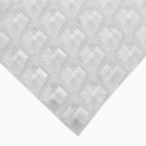 [해외]범퍼, 정사각형 (BP919) - 98 장 범퍼 1 장 .300 두꺼운 X .810 평방/Bumpers, Square (BP919) - 1 Sheet of 98 Bumpers .300  Thick X .810  Sq