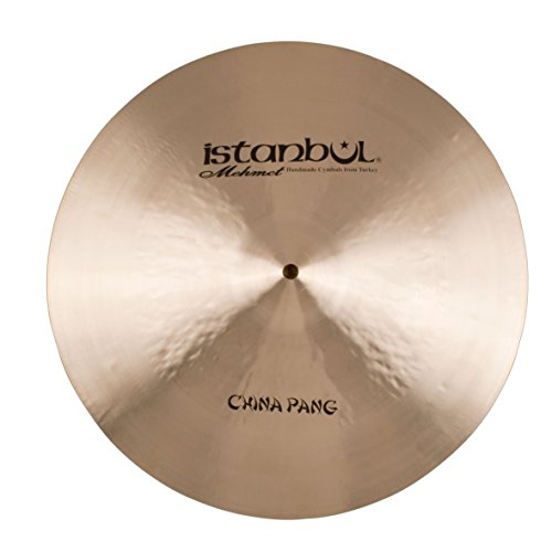 (Istanbul Mehmet Cymbals Traditional Series CH-PG10 10-Inch China Pang Cymbals)