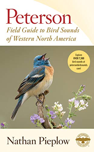 - Peterson Field Guide to Bird Sounds of Western North America (Peterson Field Guides)