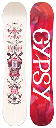 SALOMON Gyspy Snowboard Womens