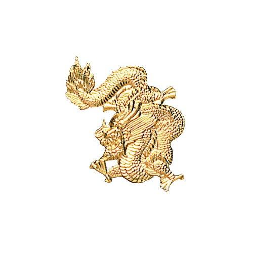 Gold Dragon Pin - 15 Pack