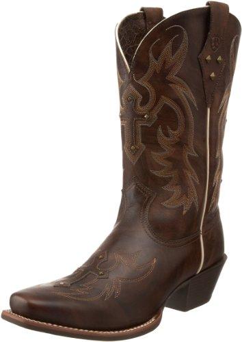 Ariat Vrouwen Legende Geest Western Cowboy Laars Yukon Bruin