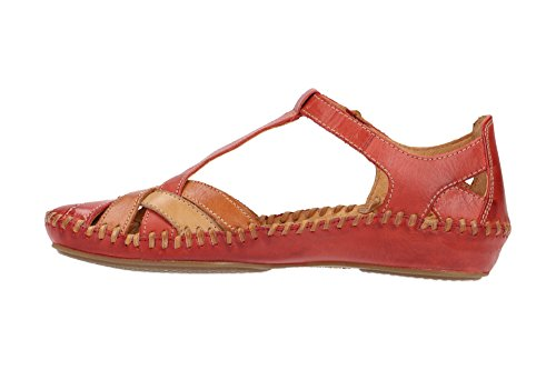 Pikolinos Women's P. Vallarta 655 T-Bar Sandals Sandia Multi 6rqle8m8