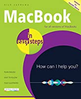 MacBook in easy steps: Covers macOS Sierra, 5th Edition Front Cover