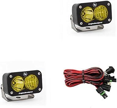 Pair Driving// Combo LED Baja Designs Squadron-R Sport