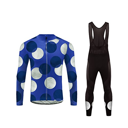 Lunga Manica Abbigliamento Uomo Color Ciclismo Magliette Uglyfrog Style Inverno 35 17 IqPwBUF