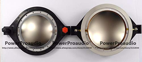 ent RCF M82 Diaphragm for N850 Driver, 8 Ohms or 16 Ohms Titanium w/The Foam Ring ()