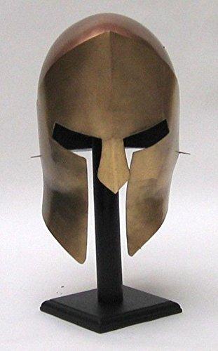 300 Armor Helmet ~ Medieval Knight Crusader Spartan ~ Steel Armer