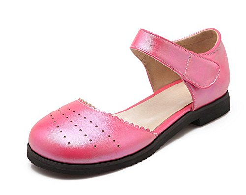 Aisun Rond Bout Scratch P Femme Mode Mary Janes vpqwvrx1