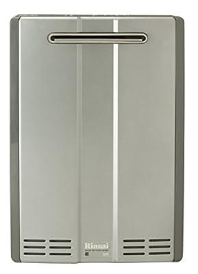Rinnai RU98EP 9.8 GPM Outdoor Ultra-NOx Condensing Tankless Propane Water Heater
