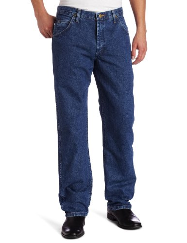 Heavyweight Indigo Jeans - 3