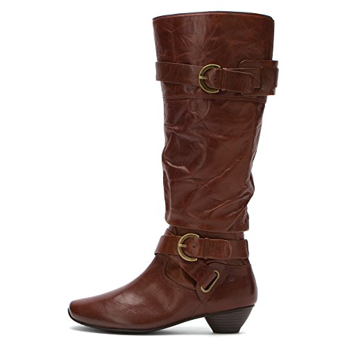 Women's Knee High Boots/Josef Seibel Tina 10 Marone