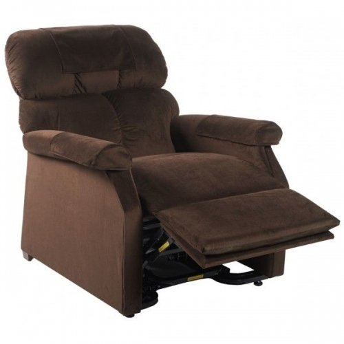 - Golden Technology PR-501M 26D Comforter Lift Chair - Brown