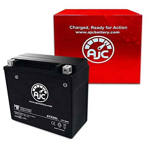 Sea-Doo GTI GTR GTS GTX RXT RXP WAKE 1500CC Personal Watercraft Replacement Battery 2016-2018 - This is an AJC Brand Replacement BRP